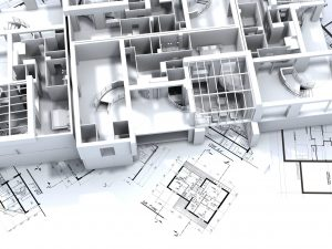 Commercial Interior Design Space Planning